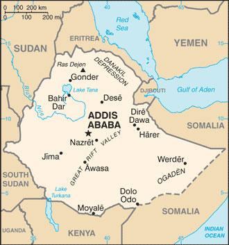 political history of ethiopia pdf