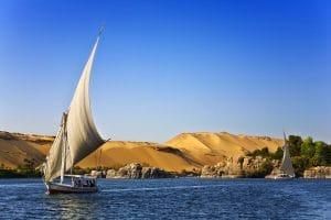 egypt-boat-shore-sand