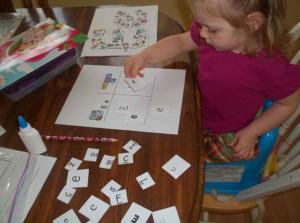 Supplemental Activities for Children