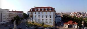 Colégio de São Jerónimo and Antigo Hospital da Universidade de Coimbra in Portugal