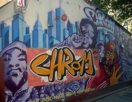 New York Graffiti Art: Its Birth, Growth and Looming Death
