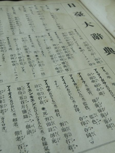 Taiwanese Japanese Dictionary