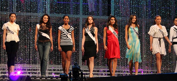 International Beauty Pageants