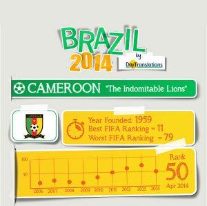 FIFA Brazil 2014 - Cameroon Team