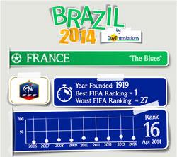 FIFA Brazil 2014 - FranceTeam