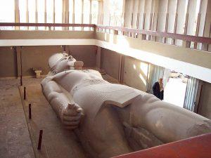 Ramses Egyptian Statues