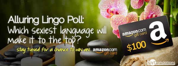 Sexiest Language Survey