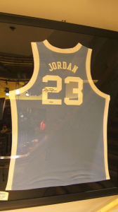 Image credit: Michael Jordan Jersey taken by Fotonovela under Public Domain.