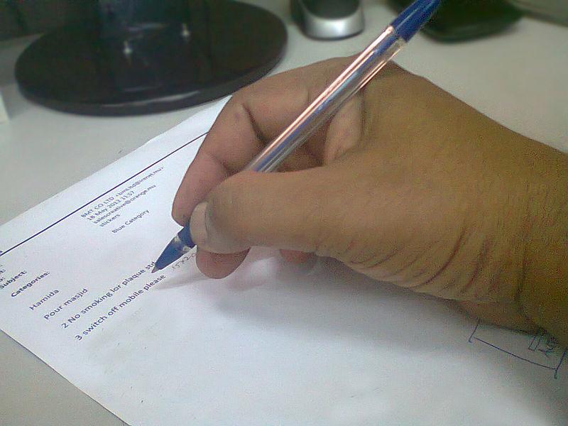 Pen Writing Day Translations Communicating