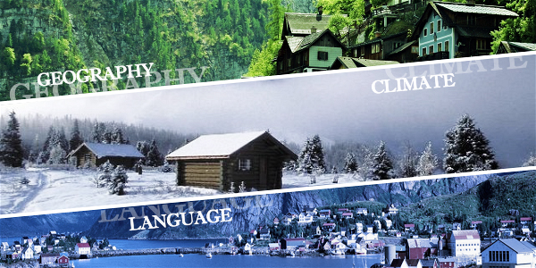 Language and Geographic Locations