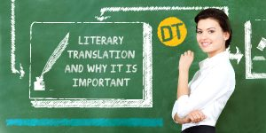 Translation Service - Literary Translation