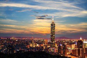 Taipei - A Modern City