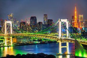 Tokyo- Fascinating City