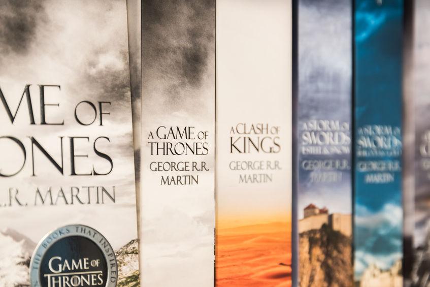 Thrones Books