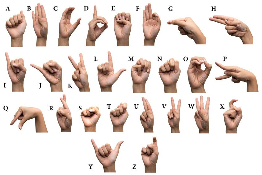 Learn sign language online free