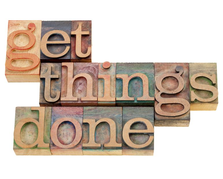Get Things Done Reminder