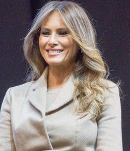 Melania Knauss Trump