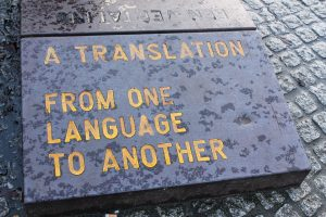 Certified Translation Definitions