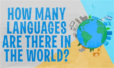 How Many Languages Are There In The World Find Out Here - How many languages on earth