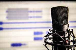 professional voice-over services