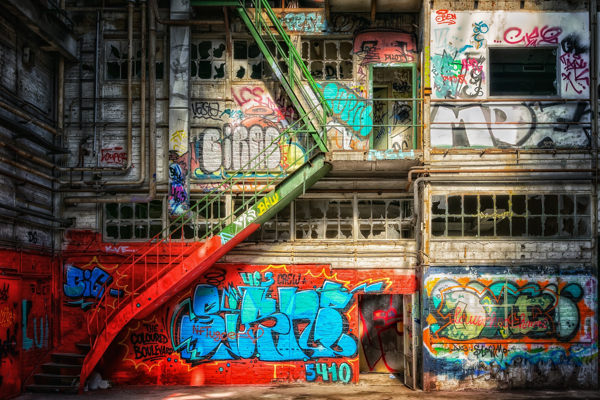 This street artist is translating graffiti check it out