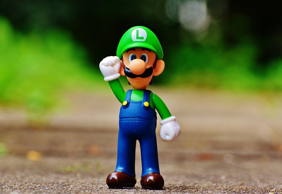 Video Game Localization Luigi