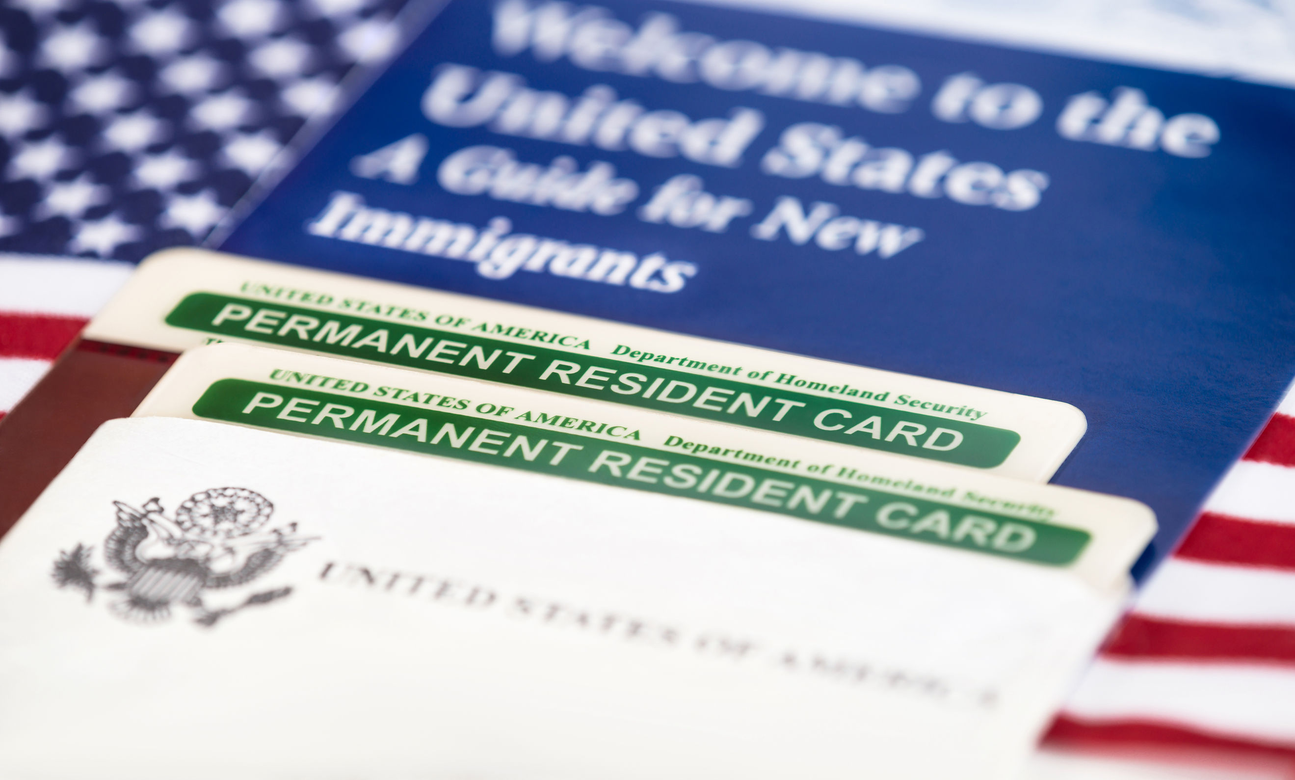 permanent resident card released under the new u.s. immigration law guidelines