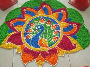 A colorful Puthandu welcome to Sinhala and Tamil New Year in Sri Lanka