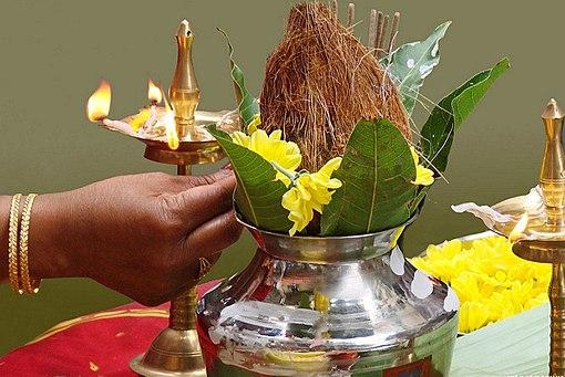 Puthandu Vaisakhi Tamil Hindu New Year