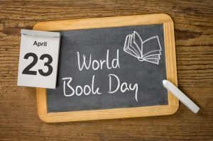 world book and copyright day.