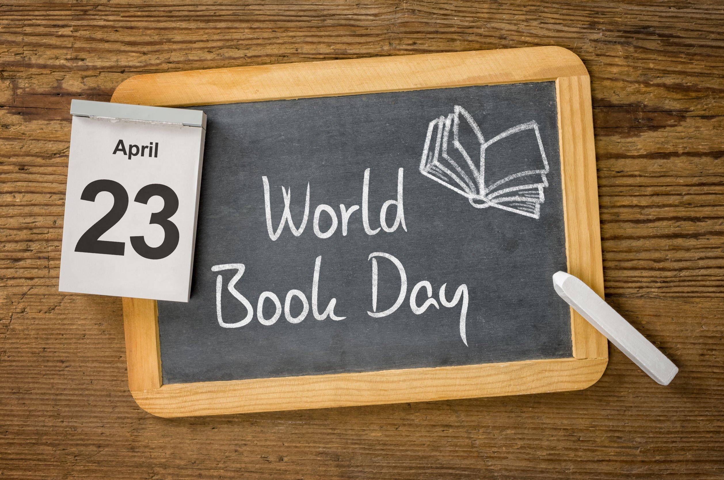 Celebrating World Book and Copyright Day Worldwide