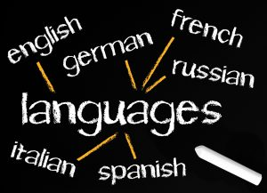 possible business and global languages of the future