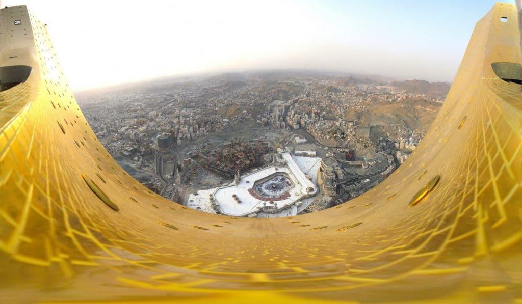 makkah city landscape