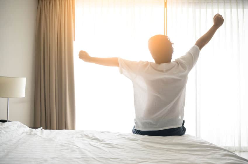 successful business leaders rise up early in the morning