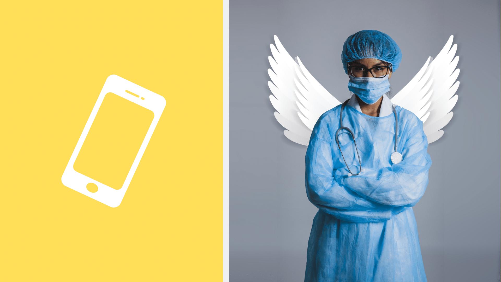phone-on-demand-medical-symbol