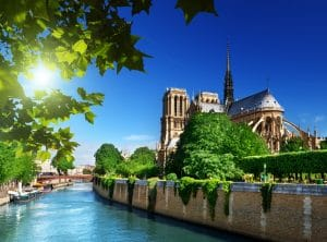 Notre-Dame Cathedral Paris, France