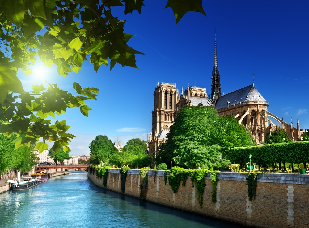 Notre-Dame Cathedral Paris, France