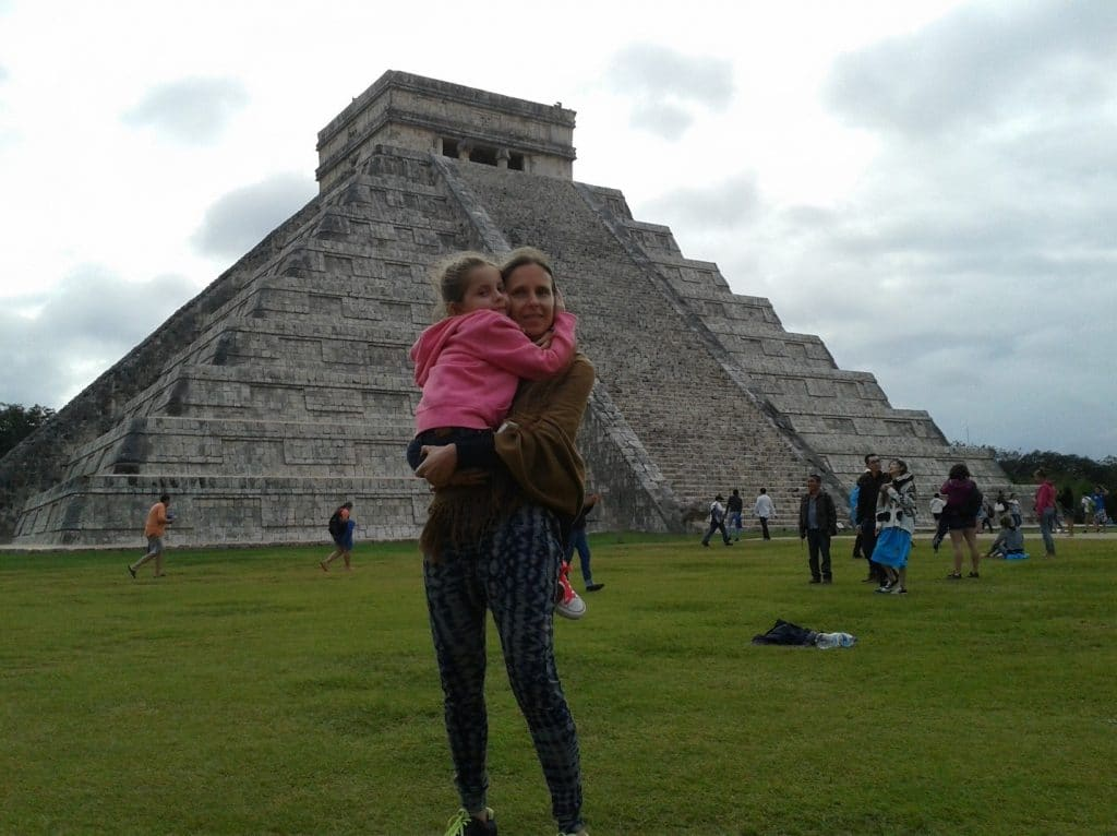 Translator Job enables María Lucila Galleto to travel with her daughter
