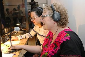 interpreter booth - learning to become an interpreter