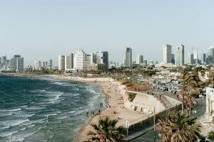 tel-aviv-beach-bay