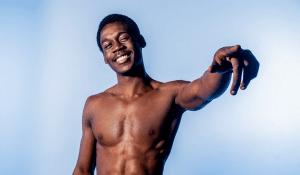 black-man-pointing