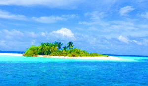 caribbean-small-island-from-afar