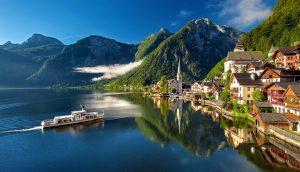 Austria-lake-city