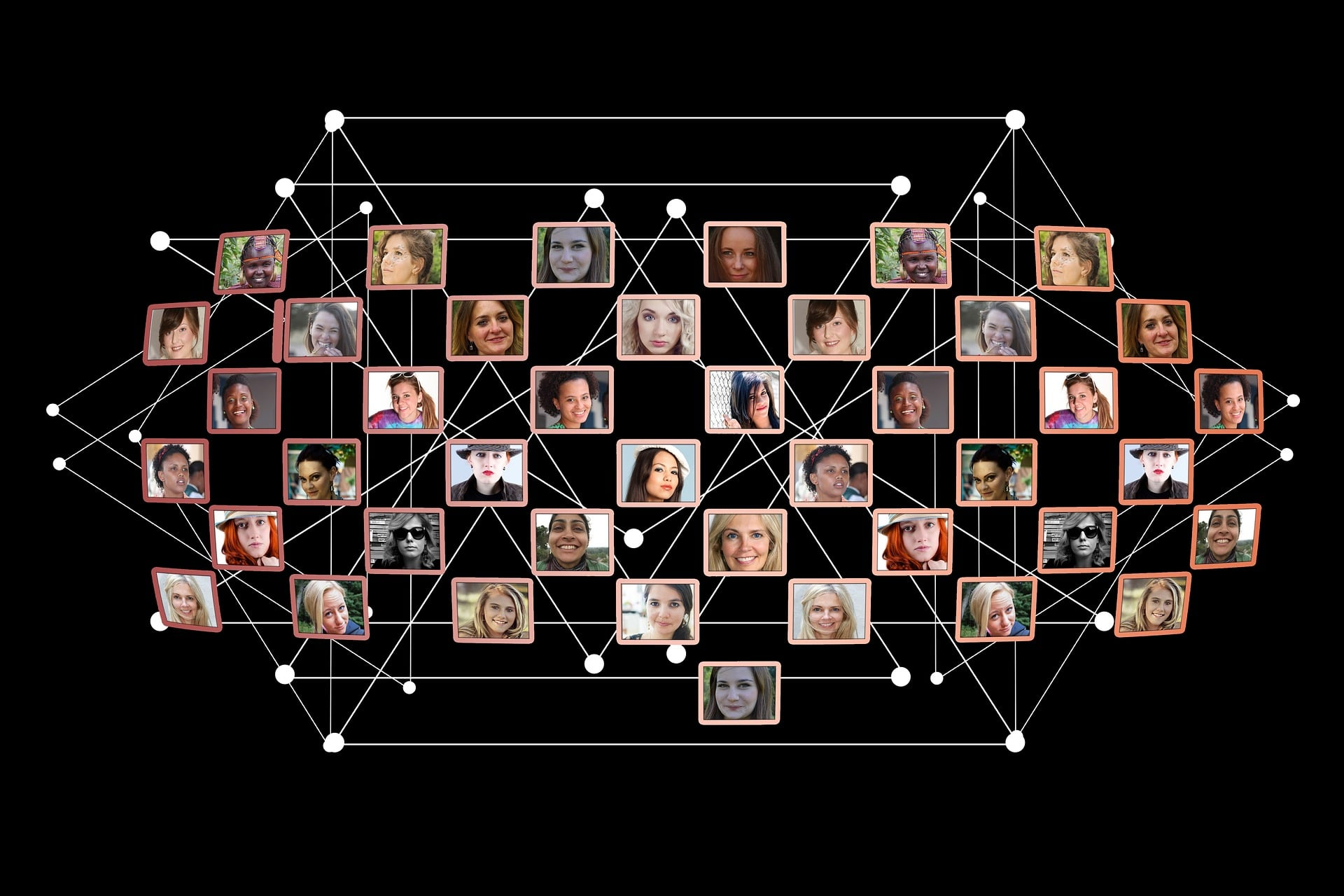 map-of-portraits-of-diverse-people