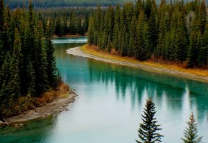 Canada-landscape-lake