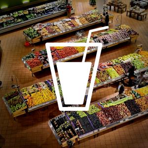 beverage-icon-supermarket-background