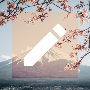 writing-symbol-japan-background