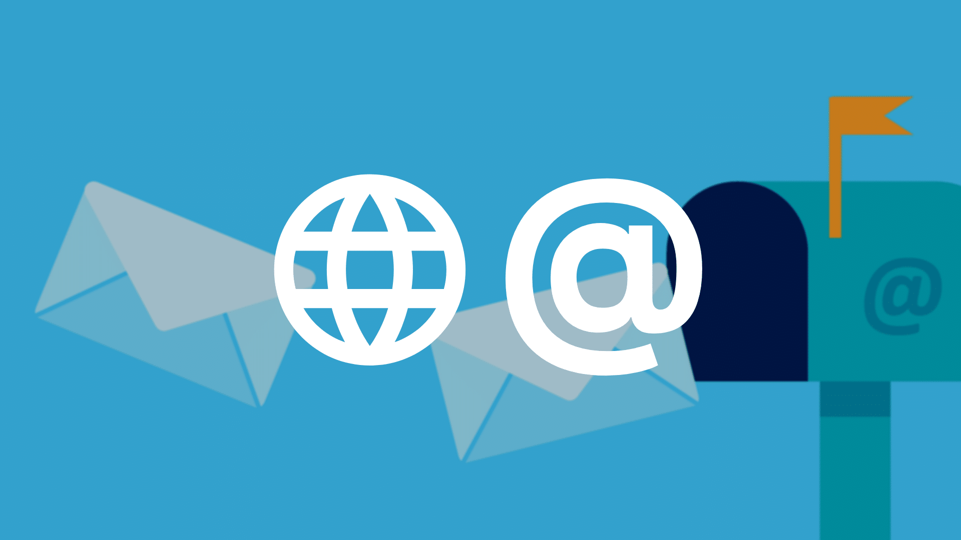 email-icons-mailing-background