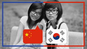 korean-vs-chinese