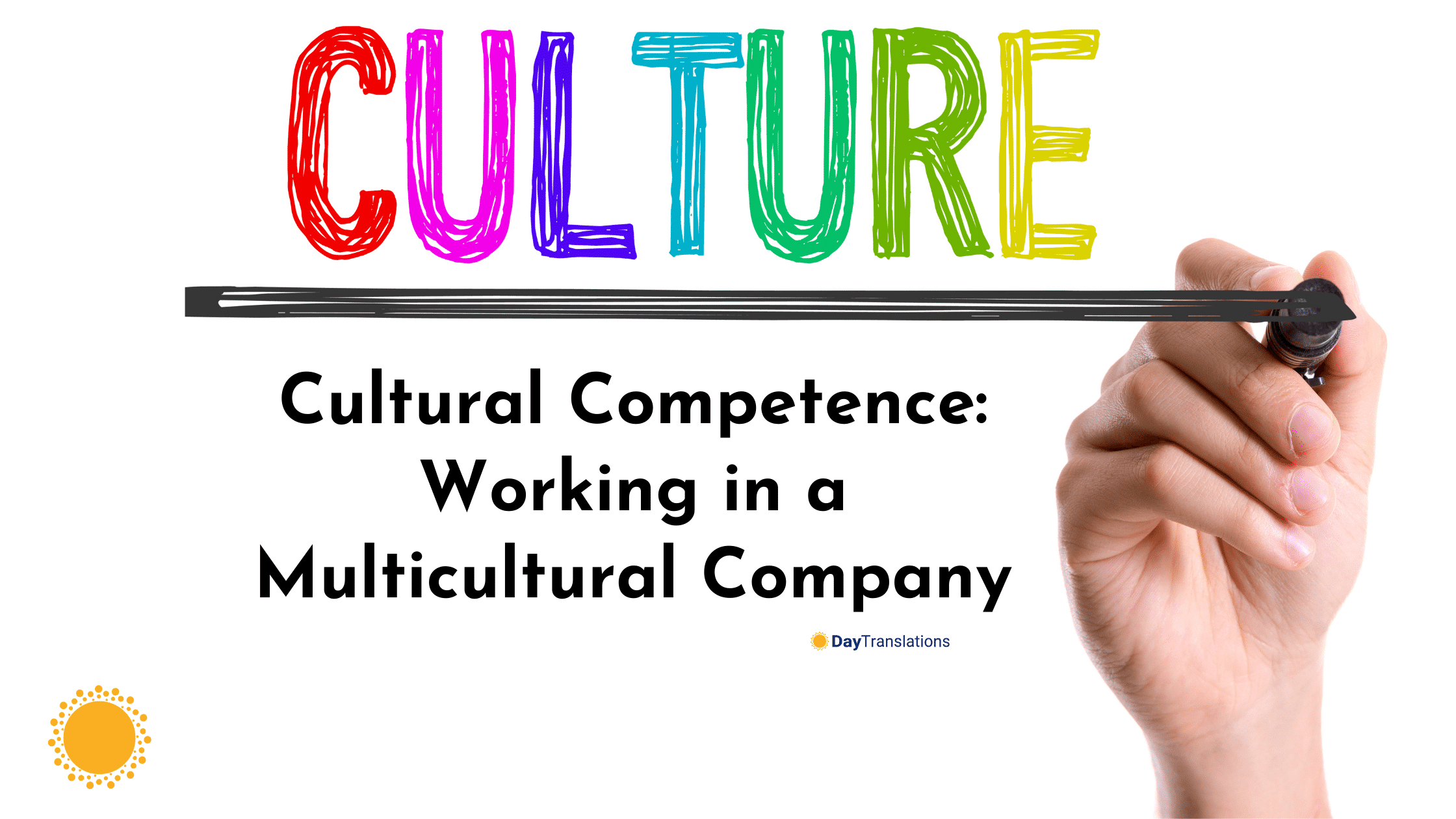 Cultural Competence: Working in a Multicultural Company